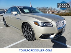 Used 2017 Lincoln Continental Reserve Reserve FWD