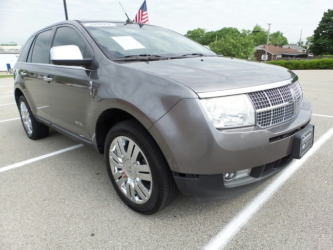 2009 Lincoln MKX 4DR AWD AWD