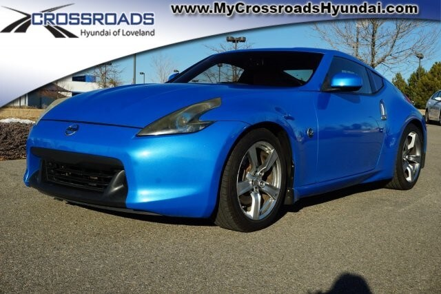 2009 Nissan 370Z Base Coupe