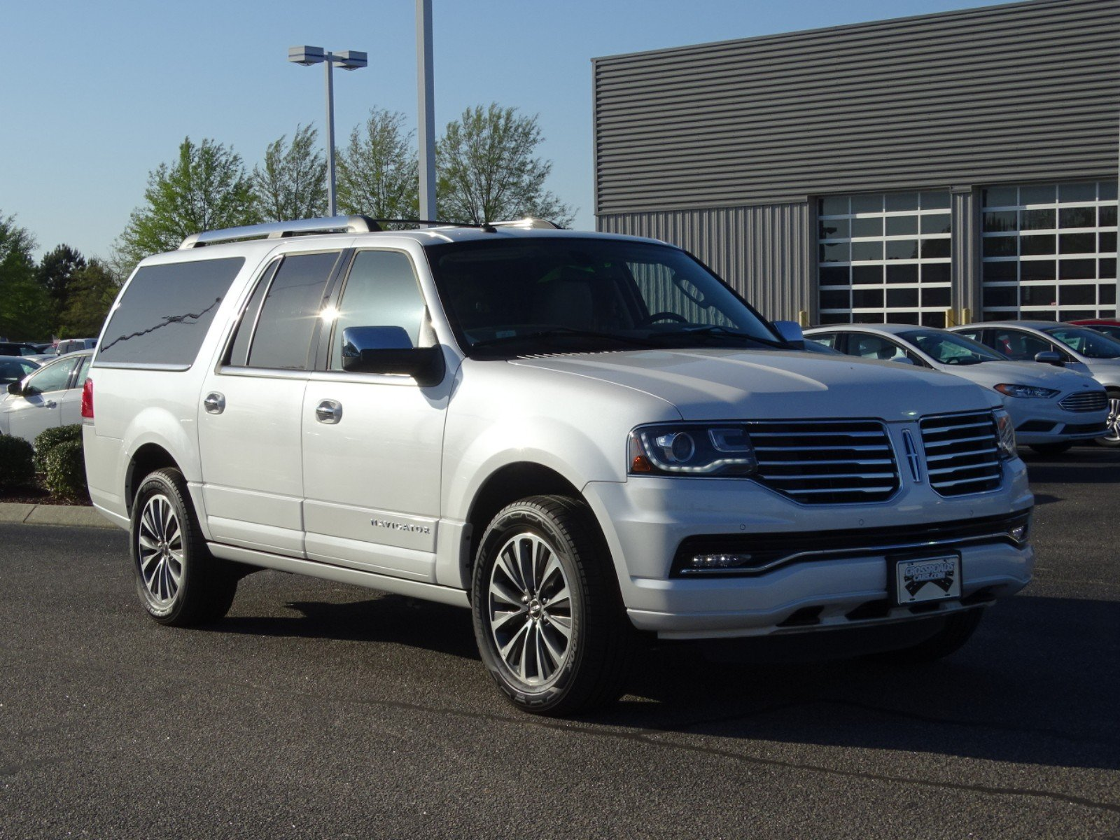 2017 Lincoln Navigator L Select 4x2 Select