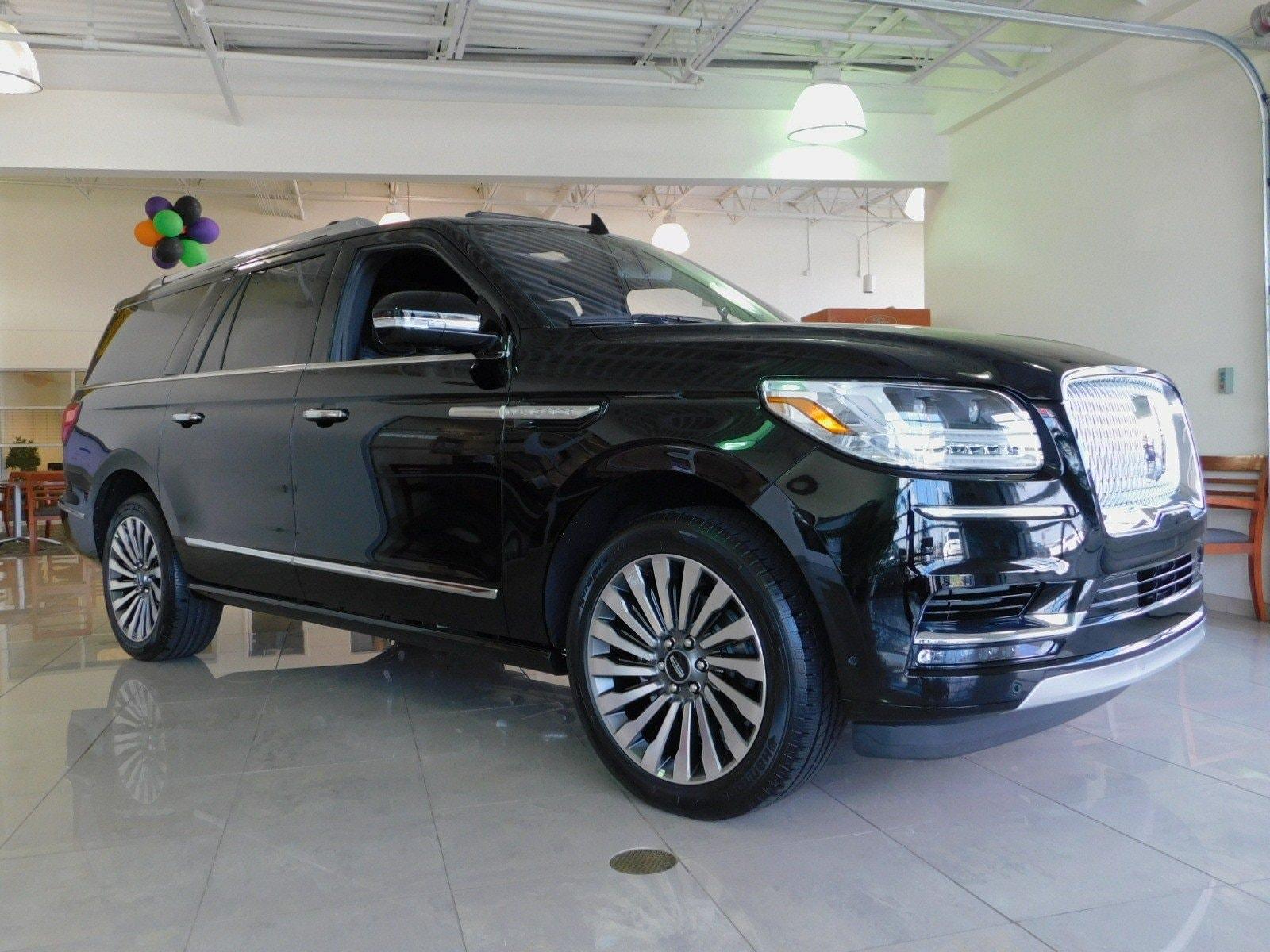 2018 Lincoln Navigator L Reserve 4x4 Reserve