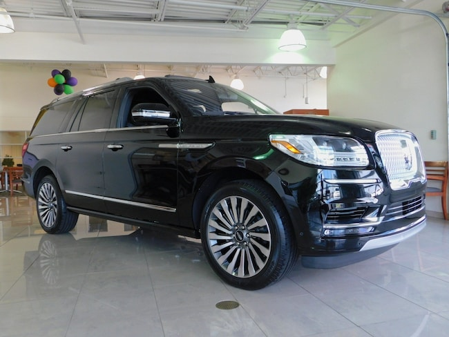 New 2018 Lincoln Navigator L For Sale At Crossroads Lincoln Of