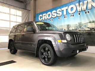 2015 Jeep Patriot Altitude SUV