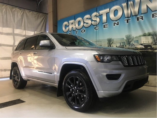 2018 Jeep Grand Cherokee Altitude IV SUV