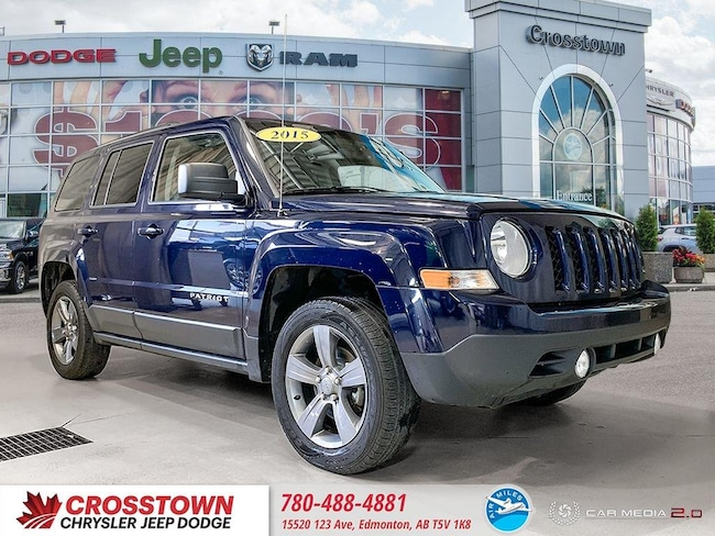 Check Out This Used 2015 Jeep Patriot High Altitude For Sale