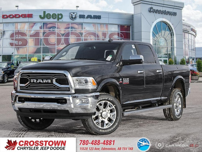 2018 Ram 3500 Limited Truck Crew Cab