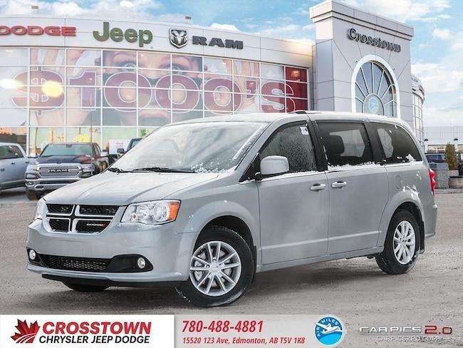 2019 Dodge Grand Caravan SXT Premium Plus Van Passenger Van