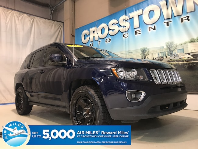 2015 Jeep Compass High Altitude SUV