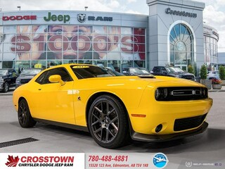 2017 Dodge Challenger | Scat Pack | 6.4 SRT Hemi | Yellow Jacket Paint Coupe