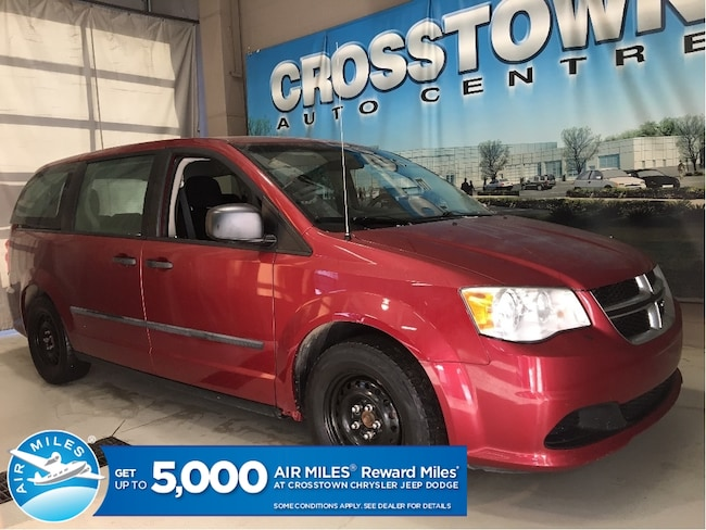2011 Dodge Grand Caravan SE Canada Value Package Van