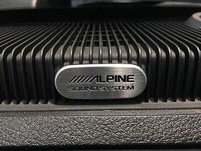 2016 RAM 2500 LARAMIE - Alpine Sound System