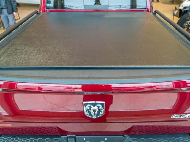 2017 RAM 1500 SPORT CREW 4x4 - Tonneau Cover
