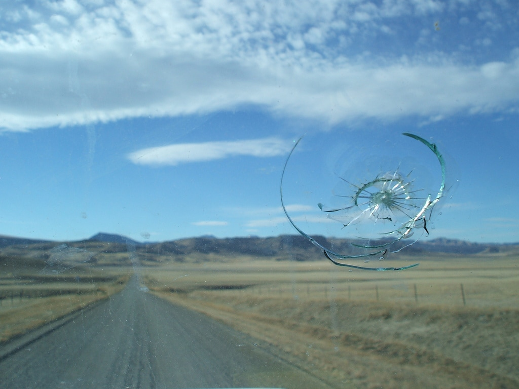 How to repair a cracked or chipped windshield | Crosstown