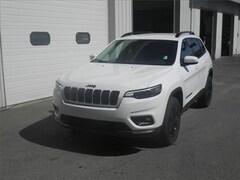 New 2020 Jeep Cherokee ALTITUDE 4X4 Sport Utility Littleton NH