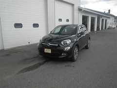 New 2018 FIAT 500X LOUNGE AWD Sport Utility Littleton NH