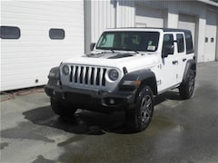 New 2019 Jeep Wrangler UNLIMITED SPORT S 4X4 Sport Utility Littleton NH