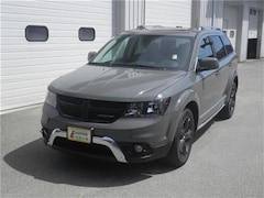 New 2019 Dodge Journey CROSSROAD AWD Sport Utility Littleton NH
