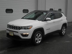 New 2020 Jeep Compass LATITUDE 4X4 Sport Utility Littleton NH