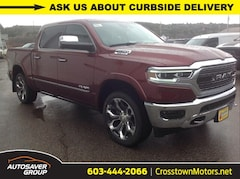 New 2020 Ram 1500 LIMITED CREW CAB 4X4 5'7 BOX Crew Cab littleton