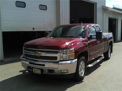 Used 2013 Chevrolet Silverado 1500 LT Truck Extended Cab Littleton, NH
