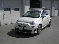 New 2018 FIAT 500 POP Hatchback Littleton NH