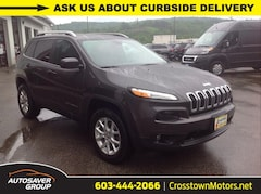 Bargain 2016 Jeep Cherokee Latitude 4x4 SUV Littleton, NH