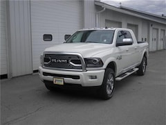 New 2018 Ram 2500 LIMITED MEGA CAB 4X4 6'4 BOX Mega Cab Littleton NH