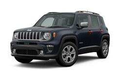 New 2020 Jeep Renegade LIMITED 4X4 Sport Utility Littleton NH