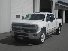 Used 2015 Chevrolet Silverado 2500HD LTZ Truck Crew Cab Littleton, NH