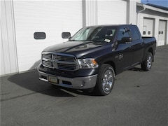 New 2019 Ram 1500 Classic BIG HORN CREW CAB 4X4 5'7 BOX Crew Cab Littleton NH