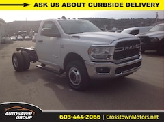 New 2020 Ram 3500 Chassis Cab 3500 TRADESMAN CHASSIS REGULAR CAB 4X4 60 CA Regular Cab Littleton NH