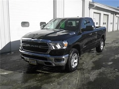 New 2019 Ram All-New 1500 TRADESMAN QUAD CAB 4X4 6'4 BOX Quad Cab Littleton NH