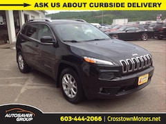 Bargain 2015 Jeep Cherokee Latitude 4x4 SUV Littleton, NH