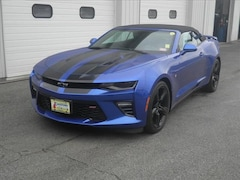 Used 2017 Chevrolet Camaro 2SS Convertible Littleton, NH