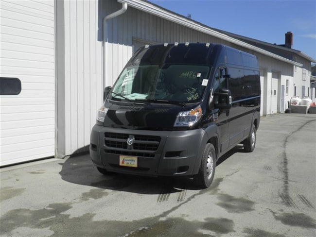 New 2018 Ram ProMaster 2500 CARGO VAN HIGH ROOF 159 WB Cargo Van Littleton, NH