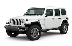 New 2020 Jeep Wrangler UNLIMITED SAHARA 4X4 Sport Utility Littleton NH