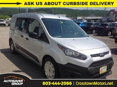 Bargain 2014 Ford Transit Connect XL Van Littleton, NH