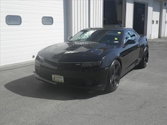Used 2015 Chevrolet Camaro SS w/2SS Coupe Littleton, NH