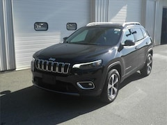 New 2020 Jeep Cherokee LIMITED 4X4 Sport Utility Littleton NH