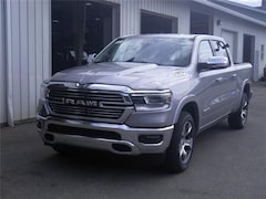 New 2019 Ram All-New 1500 LARAMIE CREW CAB 4X4 5'7 BOX Crew Cab Littleton NH