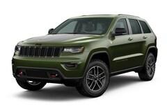 New 2020 Jeep Grand Cherokee TRAILHAWK 4X4 Sport Utility Littleton NH