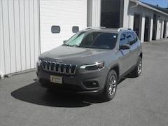 New 2020 Jeep Cherokee LATITUDE PLUS 4X4 Sport Utility Littleton NH