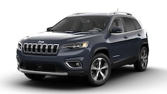 New 2021 Jeep Cherokee LIMITED 4X4 Sport Utility Littleton NH