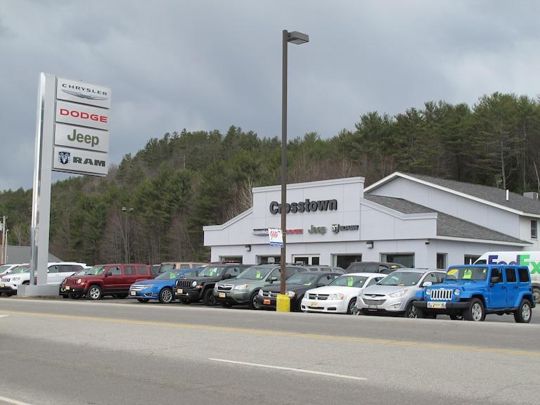 Crosstown Motors: Chrysler Dodge Jeep Ram & FIAT Dealership