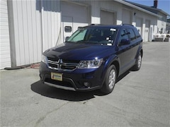 New 2019 Dodge Journey SE AWD Sport Utility Littleton NH