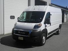 New 2019 Ram ProMaster 2500 CARGO VAN HIGH ROOF 159 WB Cargo Van Littleton NH