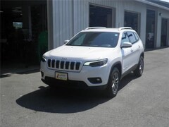 New 2019 Jeep Cherokee LATITUDE PLUS 4X4 Sport Utility littleton NH