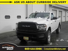 New 2020 Ram 2500 TRADESMAN REGULAR CAB 4X4 8' BOX Regular Cab Littleton NH