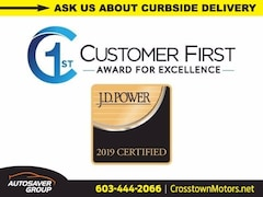 Certified Pre-Owned 2017 Jeep Grand Cherokee Overland 4x4 SUV Littleton, NH