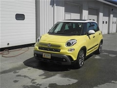 New 2019 FIAT 500L TREKKING Hatchback Littleton NH